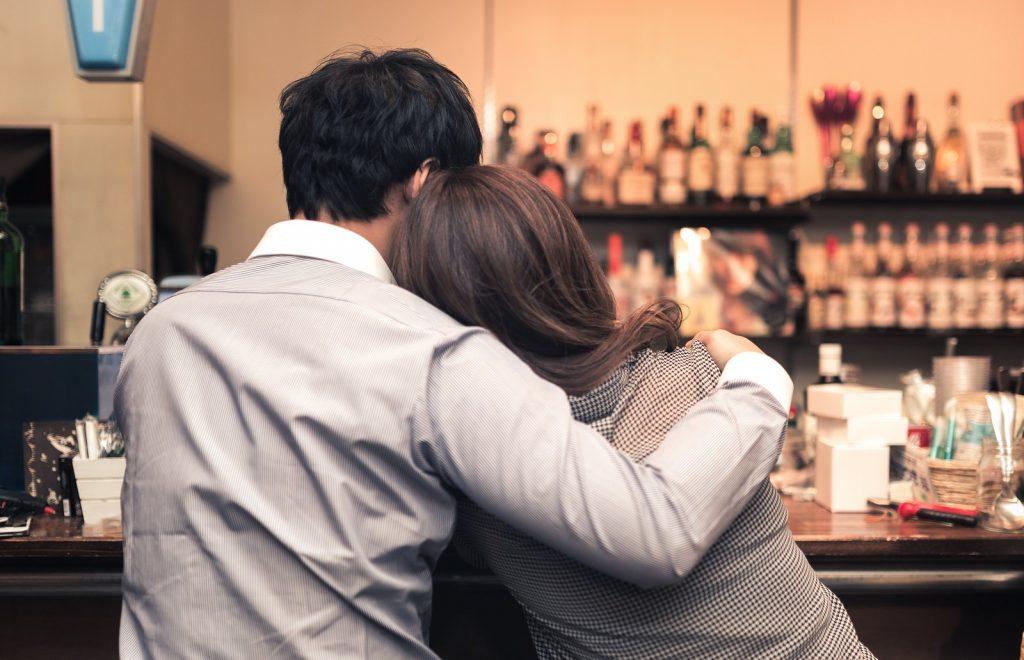 既婚男性と不倫する関係